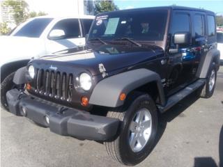 Jeep, Wrangler 2013, Wrangler Puerto Rico