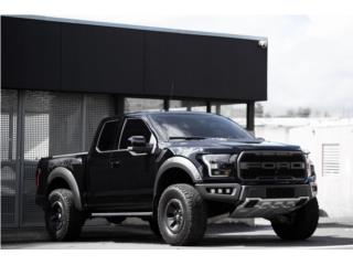 Ford Puerto Rico Ford, Raptor 2017
