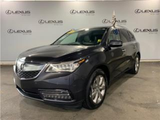 Acura MDX Luxury Package 2020 , Acura Puerto Rico