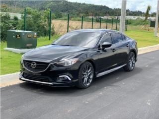 Mazda Puerto Rico Mazda, Mazda 6 2015