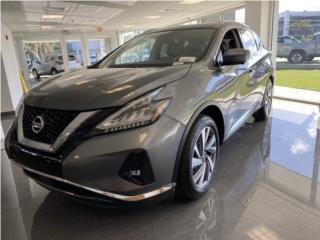 Nissan, Murano 2020, NV de Carga Puerto Rico