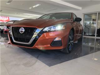 Nissan, Altima 2020, Maxima Puerto Rico