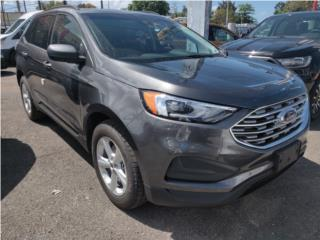 Ford Puerto Rico Ford, Edge 2020