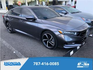 Honda, Accord 2019  Puerto Rico