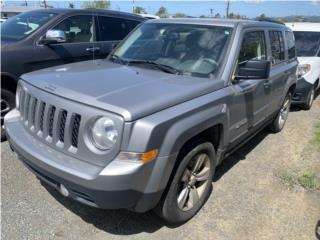 Jeep Puerto Rico Jeep, Patriot 2017