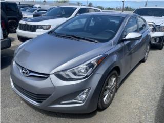 Hyundai Puerto Rico Hyundai, Elantra 2015