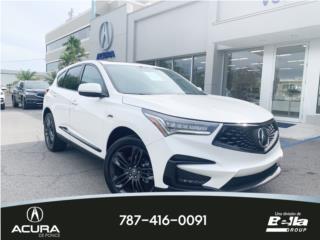 2018 Acura RDX Importada Como Nueva!!! , Acura Puerto Rico