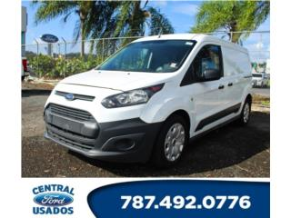 Ford, Transit Connect 2018, F-150 Puerto Rico