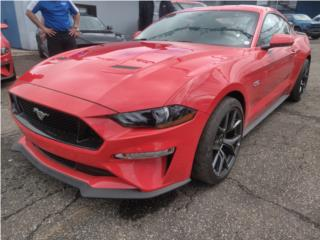 FORD MUSTANG GT PERFORMANCE 2020  , Ford Puerto Rico