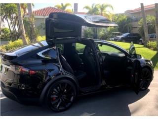 Tesla Puerto Rico Tesla, Model X 2019