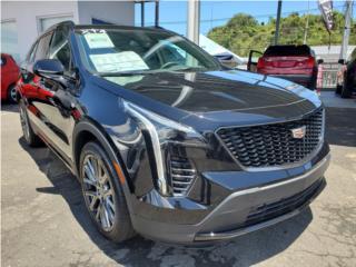 Cadillac, XT4 2019, XT5 Puerto Rico