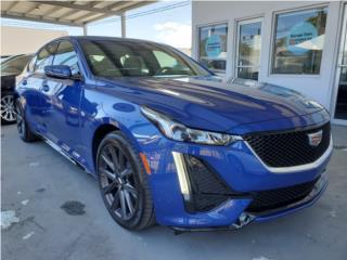 Cadillac Puerto Rico Cadillac, CTS 2020