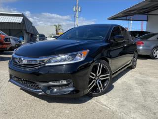 Honda, Accord 2017, Odyssey Puerto Rico