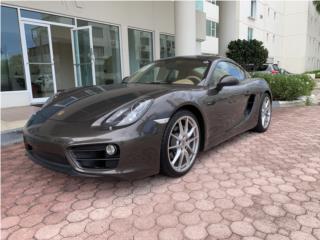 Porsche, Cayman 2014  Puerto Rico