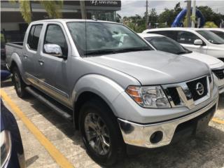 2018 NISSAN TITAN SV  , Nissan Puerto Rico