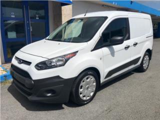 Ford Puerto Rico Ford, Transit Cargo Van 2018