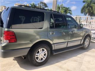 Ford, Expedition 2005, F-500 series Puerto Rico