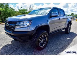 Cabrera Chevrolet Puerto Rico