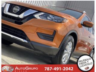 Nissan, Rogue 2020, Pathfinder Puerto Rico