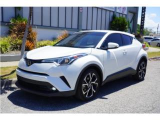 Toyota C-HR 2019/ Pago aprox $375 , Toyota Puerto Rico