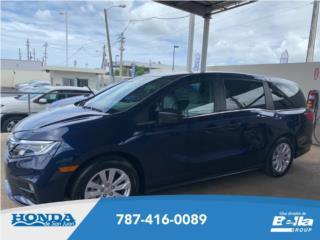Honda Puerto Rico Honda, Odyssey 2019