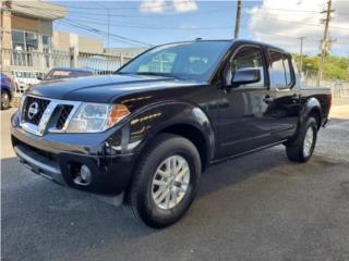 Nissan Puerto Rico Nissan, Frontier 2018