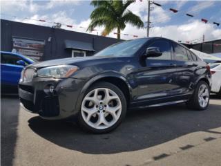 BMW, BMW X4 2016  Puerto Rico
