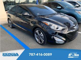 Hyundai, Elantra 2015, Tucson Puerto Rico