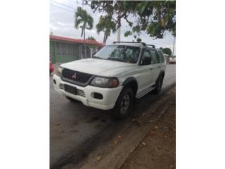 Mitsubishi Puerto Rico Mitsubishi, Montero 2000