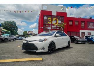 TOYOTA COROLLA 2017 , Toyota Puerto Rico