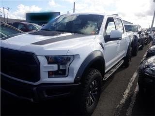 Ford Puerto Rico Ford, Raptor 2020