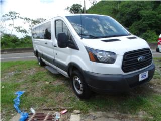 FORD TRANSIT XLT , Ford Puerto Rico