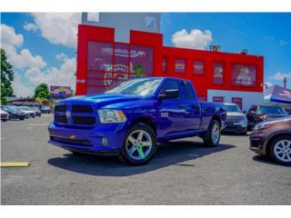 RAM 2500 LARAMIE AÑO 2019! BONO $5,000 , RAM Puerto Rico