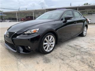 Lexus, Lexus IS 2015, Lexus IS Puerto Rico