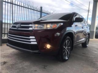 Toyota, Highlander 2017, Sienna Puerto Rico