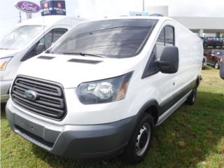 Ford Transit 2017 Power Stroke Turbo Diesel , Ford Puerto Rico
