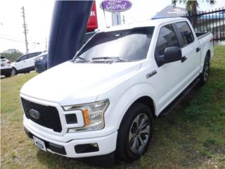 Ford, F-150 2019, EcoSport Puerto Rico