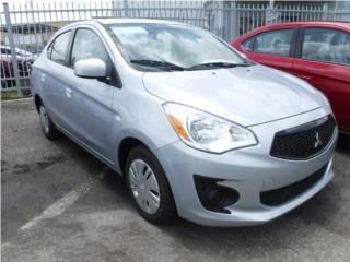 Mitsubishi, Mirage 2020, Evolution Puerto Rico