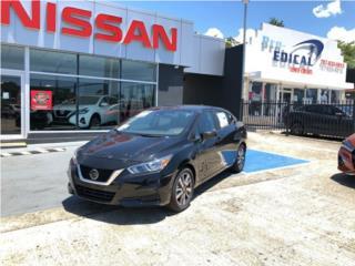 N504697, 2020 Nissan Versa custom 1.6 S STD  , Nissan Puerto Rico