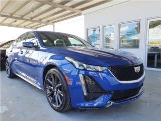 Cadillac, CTS 2020, XT5 Puerto Rico