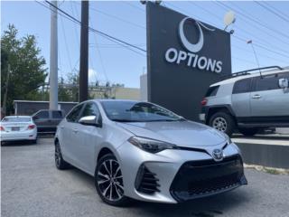 TOYOTA COROLLA LE 2017 , Toyota Puerto Rico