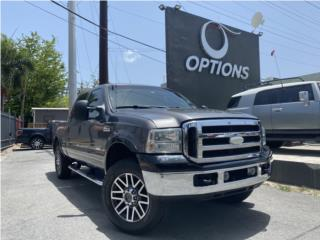 Ford, F-250 Pick Up 2006, Mustang Puerto Rico