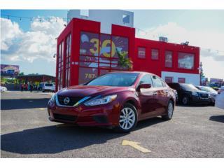 NISSAN ALTIMA SEDAN POCO CREDITO? OK , Nissan Puerto Rico