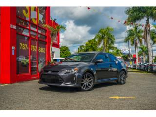 Scion, Tc 2016  Puerto Rico
