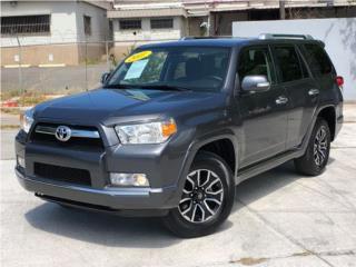 Toyota Puerto Rico Toyota, 4Runner 2011