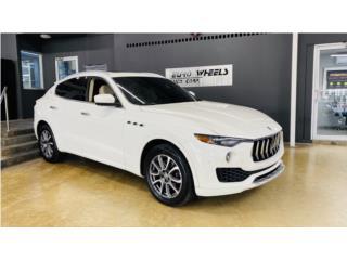 Maserati Puerto Rico Maserati, Levante 2017