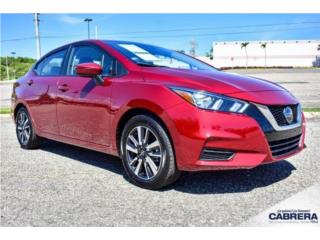 Nissan, Versa 2020  Puerto Rico
