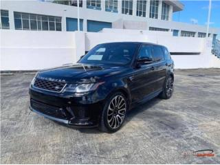 LandRover Puerto Rico LandRover, Range Rover 2017