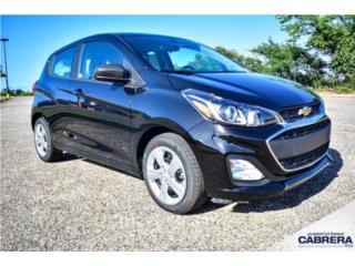 Chevrolet Puerto Rico Chevrolet, Spark 2020