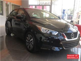 Nissan Puerto Rico Nissan, Versa Note 2020